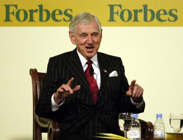 Billionaire Dole owner David Murdock. Photo: Munshi Ahmed/Bloomberg News