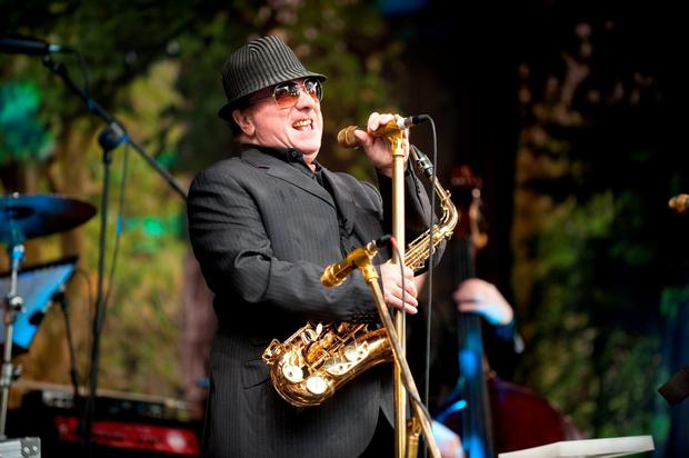 Celebrated musician Van Morrison has seen his earning power increase with age