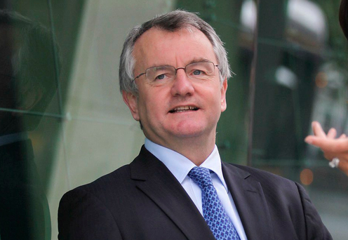 Michael Cullen, chief executive of Investec Ireland