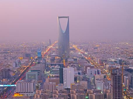 The value of real estate transactions in Riyadh fell by 3pc in 2017 compared to 16pc the previous year