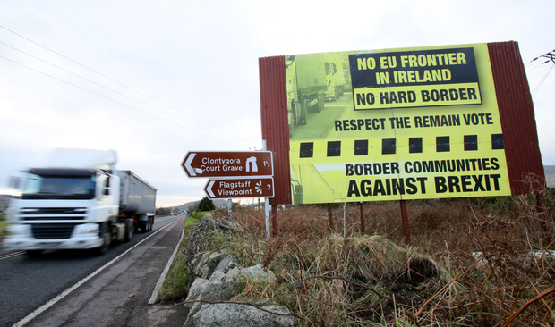 Despite the reassurances from Government ministers last December, the road to an open border is looking increasingly unworkable and unlikely. Photo: Getty Images
