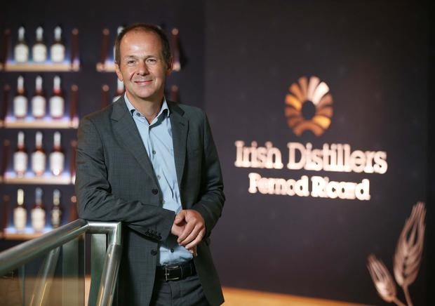 Jean-Christophe Coutures is leaving as chairman and chief executive to take up a similar position at Pernod Ricard's Scotch business