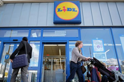 Lidl said that the new distribution centre would be good news for Irish food and drink suppliers as Lidl purchases of Irish-sourced goods now have a value of over €700m