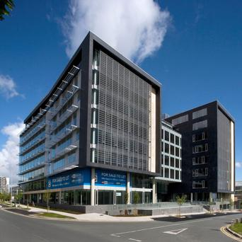 The Chase building in Sandyford, owned by Kennedy Wilson