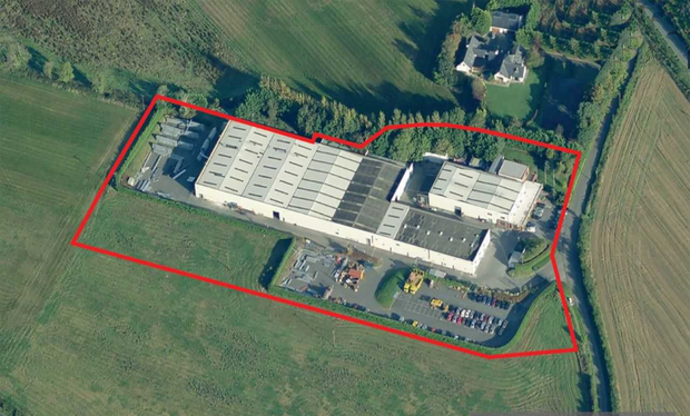 The Kilbride facility is a nine-minute drive from the M50