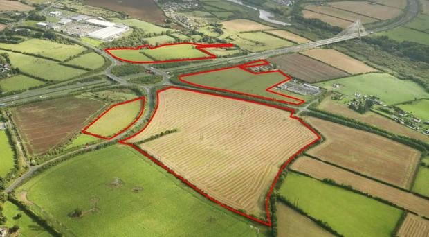 75-acre land M1 holding for €1.5m