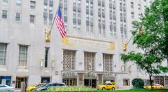 Blackstone could take advantage of Anbang's distress to secure ownership of the Waldorf Astoria for a second time
