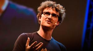 Web Summit chief Paddy Cosgrave has warned on FDI future. Photo: AFP/Getty Images