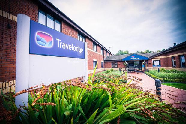 There are 12 Travelodge hotels in Ireland and its parent company, TIFCO, has 25 hotel properties with over 2,520 hotel rooms