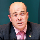 Communications Minister Denis Naughten. Picture: Steve Humphreys