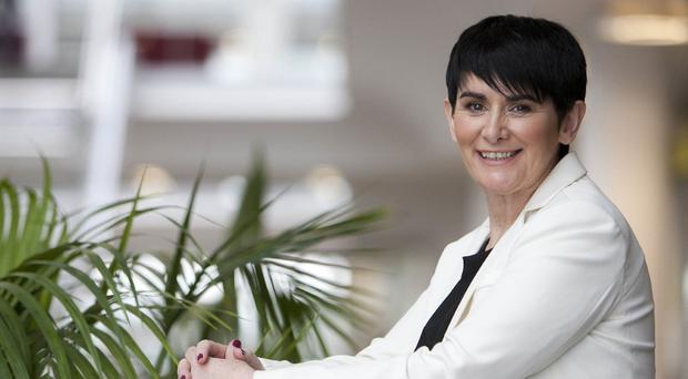 Carolan Lennon has been responsible for leading the deployment of Eir's rural fibre broadband network; David McRedmond, above, is to become non-executive chairman