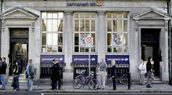 Permanent TSB is just the first bank here to offload a large portfolio of nonperforming loans. Stock photo: PA
