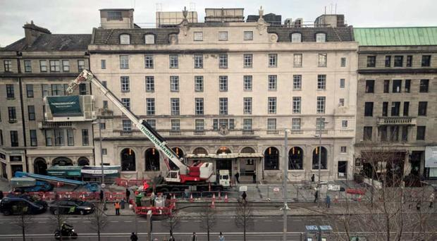 Gresham Hotel's new lease of life