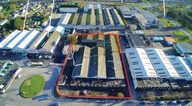 Malahide Industrial Park unit with potential for €1.5m