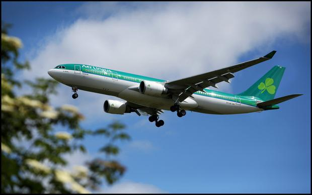 Aer Lingus made a profit of €269m last year, up €36m in 2016.