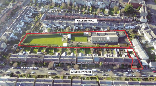 Prime residential sites on offer in city's Ranelagh and Castleknock
