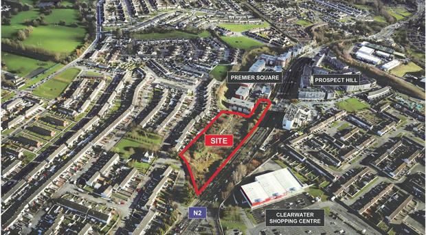 Dublin residential site with positive planning history guiding at €2.5m