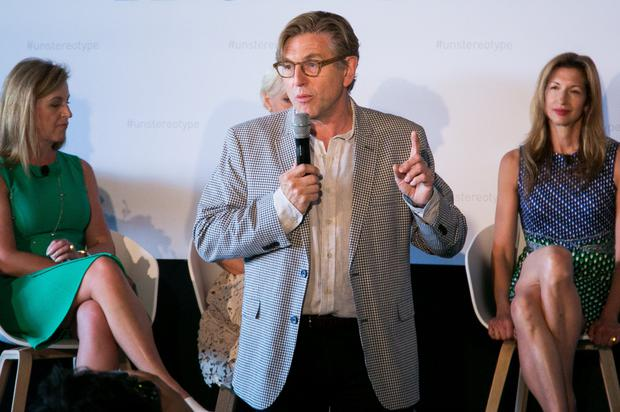 Unilever advertising boss Keith Weed. Photo: Getty