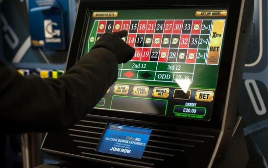 Fixed odds betting terminals face crackdown