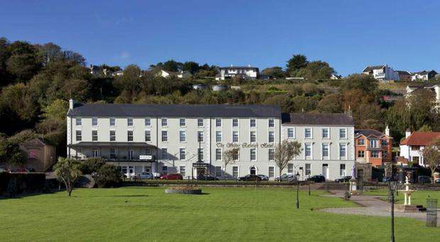 Walter Raleigh Hotel: €2.5m plus expected
