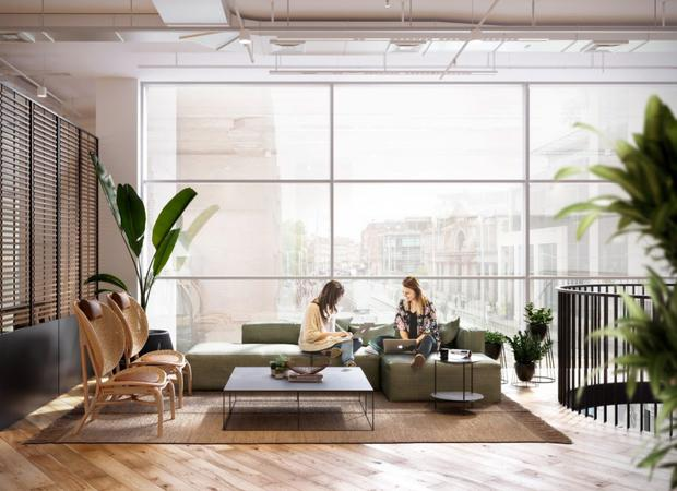 In just eight years, WeWork has expanded to 20 countries. The company will open its first office in Dublin at Iveagh Court on Harcourt Road in March.