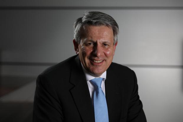 Ben van Beurden, chief executive officer of Royal Dutch Shell