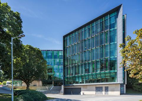 Cardinal Health will occupy the third floor at Red Oak North in Sandyford in south Dublin
