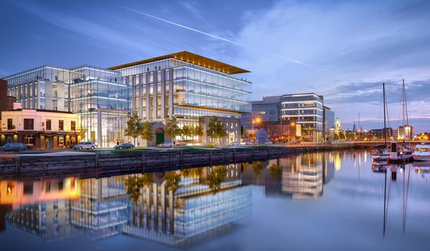 Clearstream is expanding its operations and will occupy 70,000 sq ft at Navigation Square