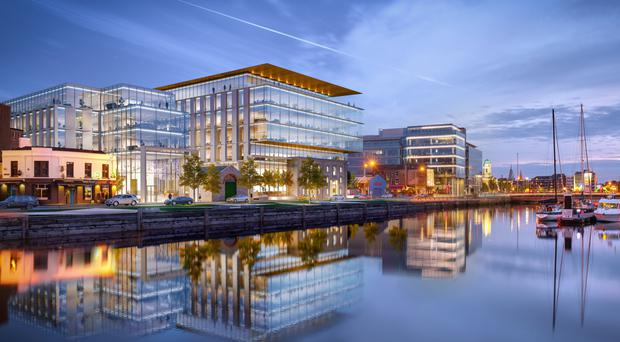 O'Callaghan Properties steers steady course at Navigation Square as Clearstream signs up