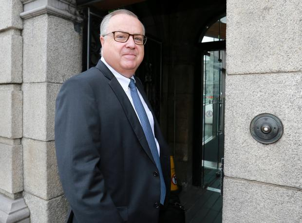 Former IBRC chief executive Mike Aynsley