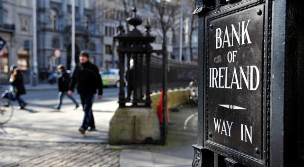 Bank of Ireland has tapped high levels of investor demand to issue a €750m covered bond backed by Irish residential mortgages in a deal that underscores the yawning gap between the rate it pays to borrow in international capital markets and what the bank charges customers.