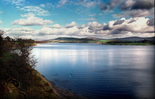The Blessington Lakes supply much of Dublin's water - but new water capacity is needed as the population of the Dublin and mid-Leinster increases