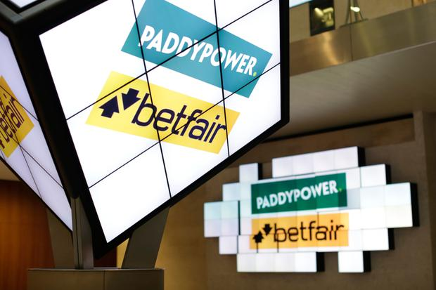 'Paddy Power Betfair highlighted the lower market share of the Paddy Power brand in the UK, and said that it will lift its marketing spending'