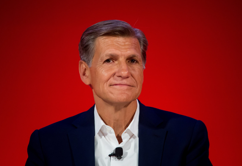'P&G's chief brand officer, Marc Pritchard said the company had made savings of 20pc to 50pc with big digital players, reinvesting the savings in media that delivered better results' Photo: Bloomberg