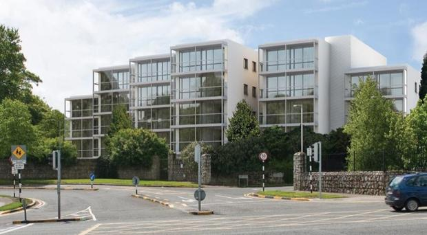 Foxrock apartment development opportunity on offer for €2.85m