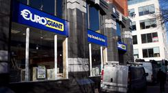 The chain operates around 85 stores across the country
