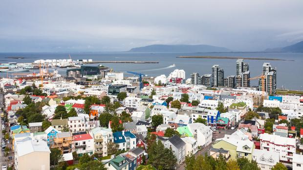 The global group is headquartered in Iceland, above, and has operations in six countries, including the UK and Spain