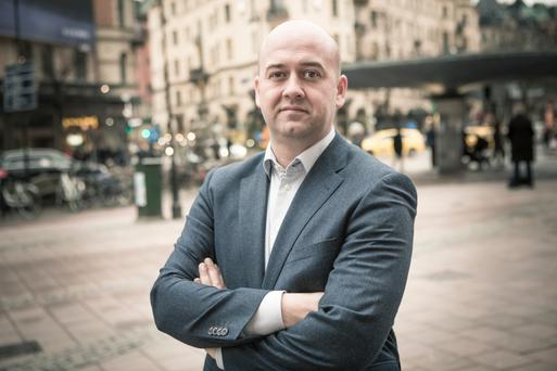 Brendan O'Riordan, CEO of Zutec Holdings