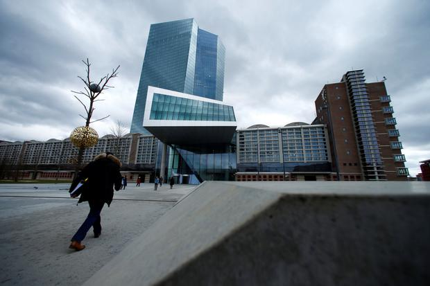 The European Central Bank. Photo: Reuters