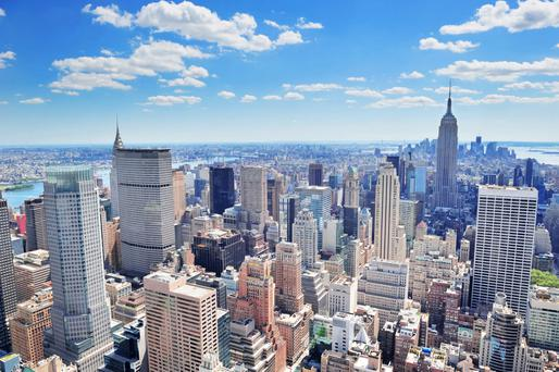 Revenue growth is slowing but builders are putting up enough additional hotel rooms to increase supply by 20pc in New York, according to Fitch Ratings