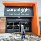 Carpetright is among UK high street giants being squeezed Photo: PA