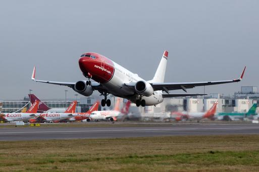 'The airline is massively expanding its transatlantic network to try to win market share, with routes between Canada and Europe starting in July' Photo: Bloomberg