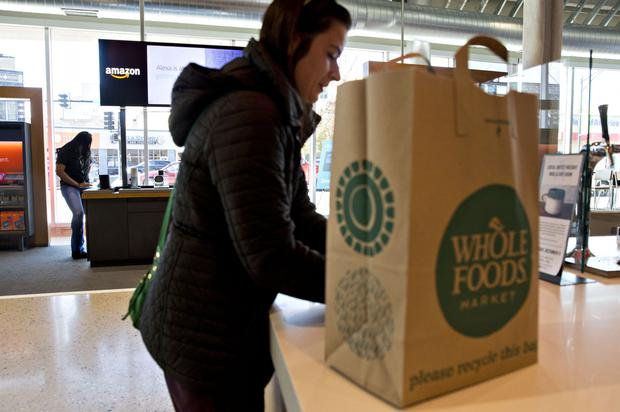 Amazon seeking bigger Whole Foods locations to serve as both stores and distribution centres