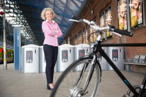 Cycle security firm setting the pace with global route to sales success