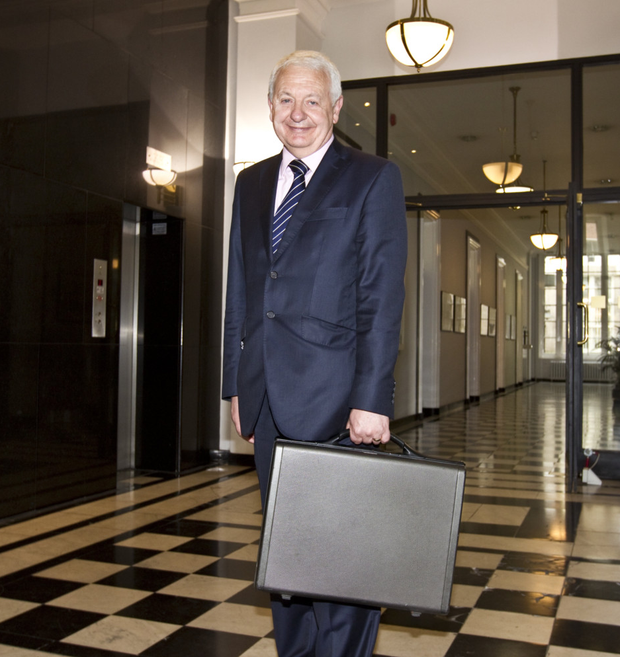 John Trethowan, head of the Credit Review Office, has reservations about banking's direction
