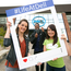 Louise Byrne, Dublin, Sesno Ileozor and Annmarie Reidy, from Limerick, at the Graduate & Intern Day in Dell Limerick last year. Dell has topped the poll for Ireland's Best Place to Work