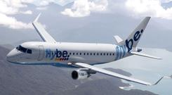 Flybe has said that it expects to be hit with around £4m in lost revenue as a result of poor weather