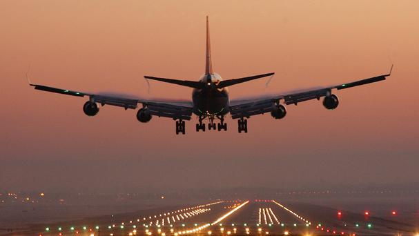 Air traffic control upgrade could delay London flights