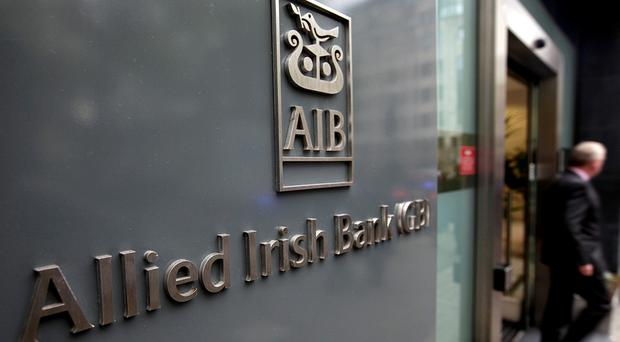 Banking giant AIB is accused of failing to refund most of those who lost trackers from its subsidiary EBS.