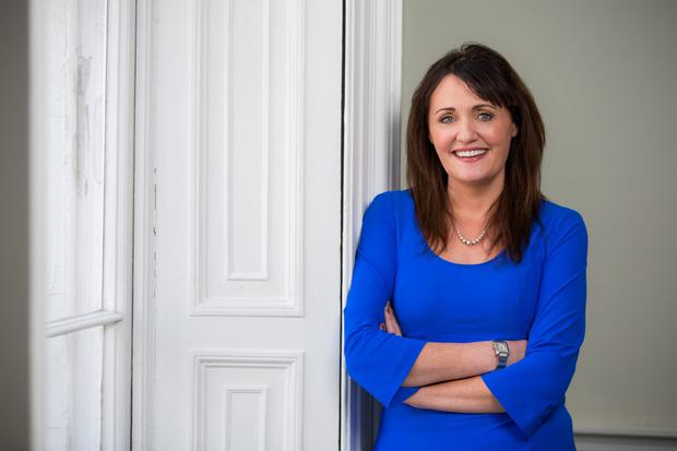 Christine Cullen, Managing Director of Vision-net.ie